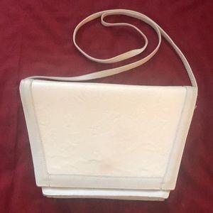 Roberto Vascon genuine leather shoulder bag